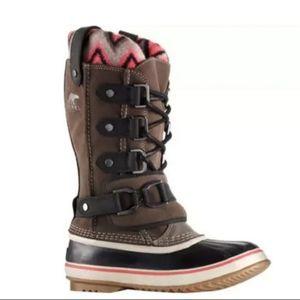 Sorel Joan of Arctic Knit Premium II Snow Boots